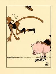 monkey off back