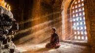 boy meditate